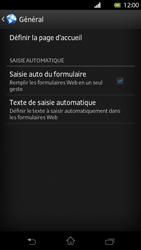 Sony LT30p Xperia T - Internet - Configuration manuelle - Étape 21