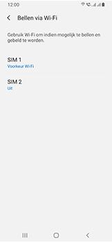 Samsung galaxy-a40-dual-sim-sm-a405fn - Bellen - WiFi Bellen (VoWiFi) - Stap 11