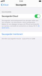 Apple iPhone 7 - iOS 13 - Données - créer une sauvegarde avec votre compte - Étape 12