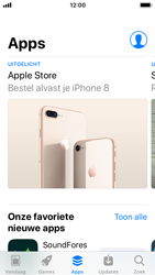 Apple iPhone SE met iOS 11 (Model A1723) - Applicaties - Downloaden - Stap 5