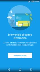 Sony Xperia Z5 Compact - E-mail - Configurar correo electrónico - Paso 4