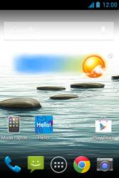 Acer Liquid Z3 - Applications - Télécharger des applications - Étape 1