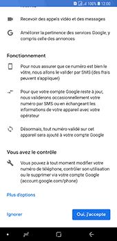 Samsung Galaxy A7 2018 - Applications - Créer un compte - Étape 14