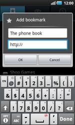 Samsung I5800 Galaxy Apollo - Internet - Internet browsing - Step 8