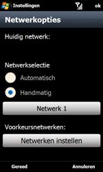 Samsung I8000 Omnia II - Netwerk - gebruik in het buitenland - Stap 12