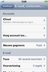 Apple iPhone 4 met iOS 5 - E-mail - Handmatig instellen - Stap 5