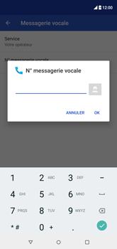 Wiko View 2 - Messagerie vocale - configuration manuelle - Étape 10
