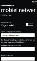 Nokia Lumia 610 - MMS - probleem met ontvangen - Stap 5