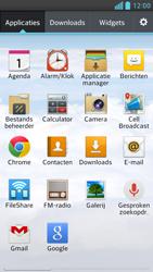 LG D505 Optimus F6 - E-mail - Hoe te versturen - Stap 3