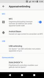 Sony Xperia XZ1 (G8341) - NFC - NFC activeren - Stap 6