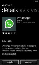 HTC Windows Phone 8S - Applications - Télécharger des applications - Étape 7