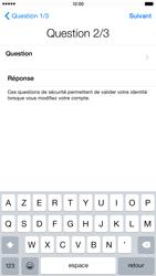 Apple iPhone 6 Plus iOS 8 - Premiers pas - Créer un compte - Étape 25