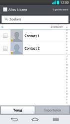 LG G2 - Contacten en data - Contacten kopiëren van SIM naar toestel - Stap 7