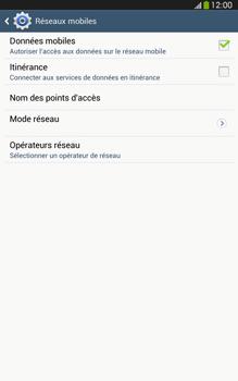 Samsung Galaxy Tab 3 8 4G - Premiers pas - Configurer l