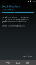 Huawei Ascend P7 - Applicaties - Account aanmaken - Stap 9