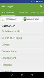 Huawei Y6 - Applicaties - Download apps - Stap 5
