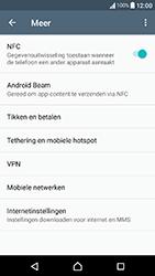 Sony Xperia X Compact (F5321) - Internet - Dataroaming uitschakelen - Stap 5