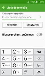 Samsung Galaxy J1 - Chamadas - Como bloquear chamadas de um número específico - Etapa 9