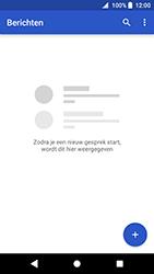 Sony Xperia XZ Premium - Android Oreo - MMS - afbeeldingen verzenden - Stap 3