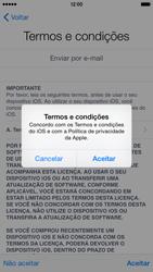 Apple iPhone iOS 8 - Primeiros passos - Como ativar seu aparelho - Etapa 18