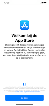 Apple iPhone XR - Applicaties - Download apps - Stap 3