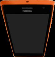 Nokia Lumia 735 - Premiers pas - Découvrir les touches principales - Étape 5