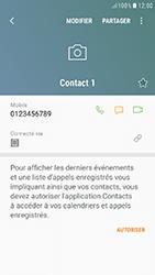 Samsung Galaxy J5 (2017) - Contact, Appels, SMS/MMS - Ajouter un contact - Étape 9