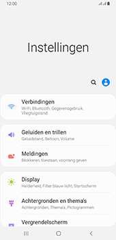 Samsung galaxy-a6-plus-sm-a605fn-ds-android-pie - WiFi - Mobiele hotspot instellen - Stap 4
