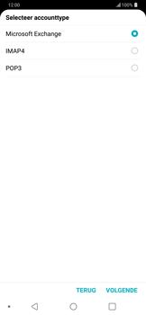 LG g7-thinq-g710 - E-mail - Account instellen (POP3 zonder SMTP-verificatie) - Stap 9