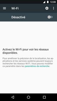 Motorola Moto Z Play - Wi-Fi - Se connecter à un réseau Wi-Fi - Étape 5