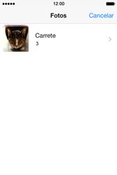 Apple iPhone 4S iOS 7 - Mensajería - Escribir y enviar un mensaje multimedia - Paso 10