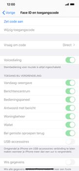 Apple iPhone 11 Pro Max - Beveiliging - stel in of wijzig pincode voor je toestel - Stap 4
