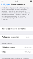 Apple iPhone 5c iOS 8 - Internet - Configuration manuelle - Étape 5