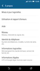 HTC One A9 - Appareil - Mise à jour logicielle - Étape 6