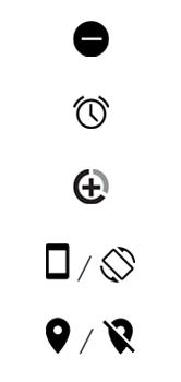 Motorola One - Funções básicas - Explicação dos ícones - Etapa 11