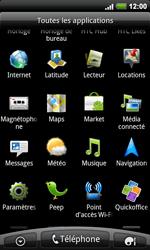 HTC A9191 Desire HD - Internet - configuration manuelle - Étape 4