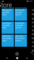 Microsoft Lumia 535 - Applicaties - Download apps - Stap 9