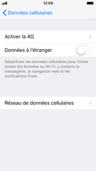 Apple iPhone SE - iOS 11 - Internet - Utilisation à l