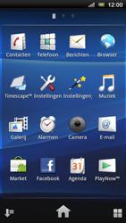 Sony Ericsson R800 Xperia Play - MMS - handmatig instellen - Stap 3