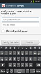 Samsung I9505 Galaxy S IV LTE - E-mail - Configuration manuelle (yahoo) - Étape 5