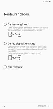 Samsung Galaxy Note9 - Primeiros passos - Como ligar o telemóvel pela primeira vez -  19