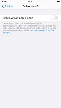 Apple iphone-8-plus-met-ios-13-model-a1897 - Bellen - WiFi Bellen (VoWiFi) - Stap 5