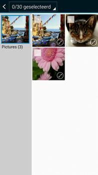 Samsung N910F Galaxy Note 4 - E-mail - hoe te versturen - Stap 17