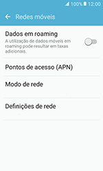 Samsung Galaxy Xcover 3 (G389) - Internet no telemóvel - Como configurar ligação à internet -  7
