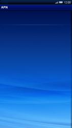 Sony Ericsson Xperia X10 - Internet - Configuration manuelle - Étape 7