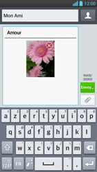 LG Optimus F5 - Contact, Appels, SMS/MMS - Envoyer un MMS - Étape 16