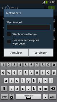 Samsung N9005 Galaxy Note III LTE - WiFi - Handmatig instellen - Stap 8