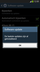 Samsung I9295 Galaxy S IV Active - Software update - update installeren zonder PC - Stap 9