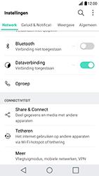 LG G5 SE - Android Nougat (LG-H840) - WiFi - Mobiele hotspot instellen - Stap 3