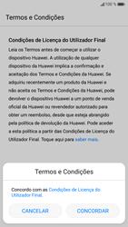 Huawei P9 Lite - Android Nougat - Primeiros passos - Como ligar o telemóvel pela primeira vez -  7